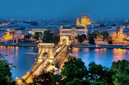 Personal transfer to Budapest